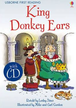 First Reading Two: King Donkey Ears - Lesley Sims