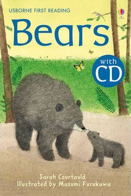 First Reading Two: Bears (with CD) - Sarah Courtauld