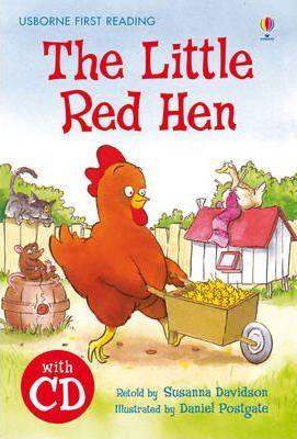 First Reading Three: The Little Red Hen - Susanna Davidson