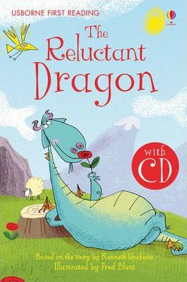 First Reading Four: The Reluctant Dragon - Katie Daynes