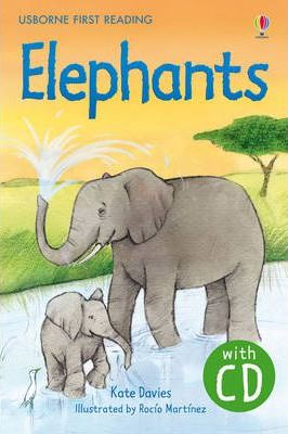 First Reading Four: Elephants - Kate Davies
