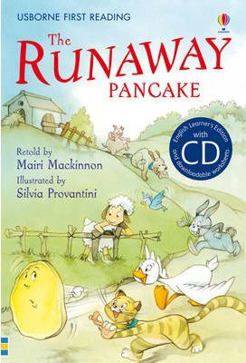 First Reading Four: The Runaway Pancake - Mairi MacKinnon