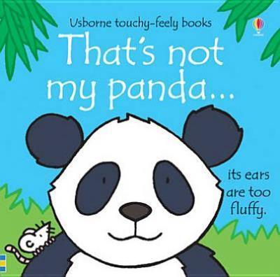 That's Not My Panda - Fiona Watt
