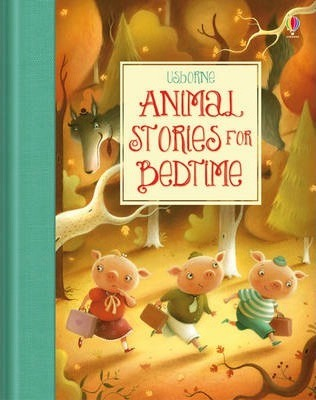 Animal Stories for Bedtime - Susanna Davidson