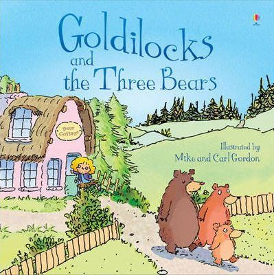 Goldilocks and the Three Bears - Susanna Davidson