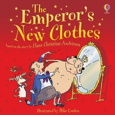 The Emperors New Clothes - Susanna Davidson