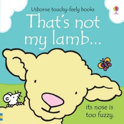 That's Not My Lamb - Fiona Watt