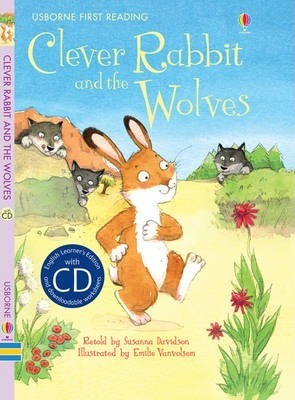 Clever Rabbit and the Wolves - Susanna Davidson