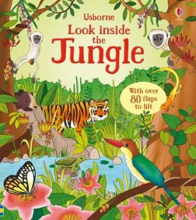Look Inside the Jungle - Minna Lacey