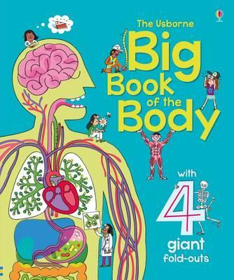 Big Book of The Body - Minna Lacey