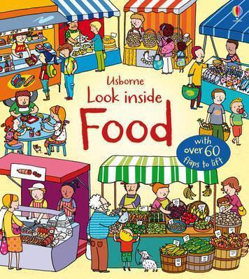 Look Inside Food - Emily Bone
