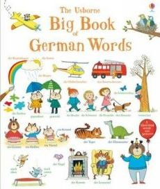 Big Book of German Words - Mairi MacKinnon