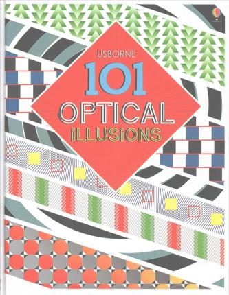 101 Optical Illusions - Sam Taplin