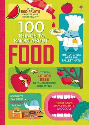 100 Things to Know About Food - Sam Baer