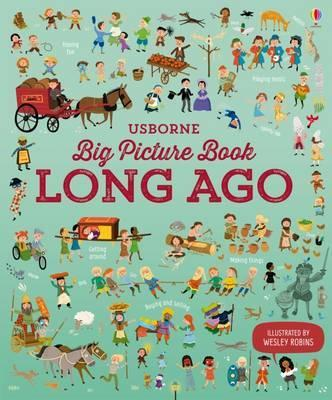Big Picture Book of Long Ago - Sam Baer