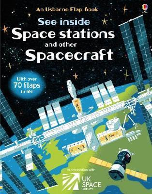 See Inside Space Stations and Other Spacecraft - Rosie Dickins