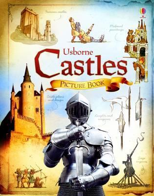 Castles Picture Book - Abigail Wheatley