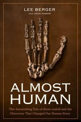 Almost Human - Lee Berger