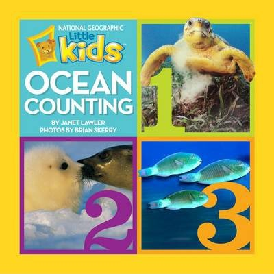 Ocean Counting (Early Years) - Janet Lawler