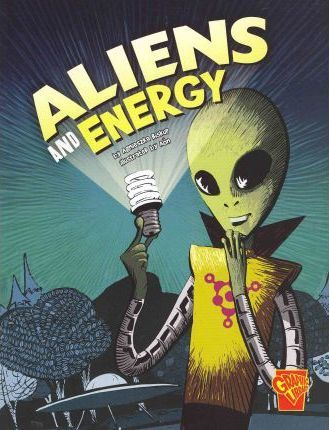 Aliens and Energy - Agnieszka Biskup