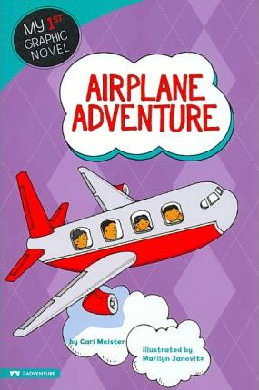 Airplane Adventure - Carl Meister