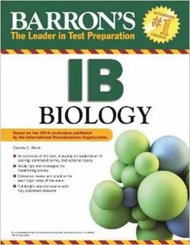 Barron's IB Biology - Camilla C. Walck