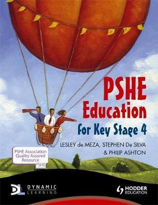 PSHE Education for Key Stage 4 - Lesley De Meza