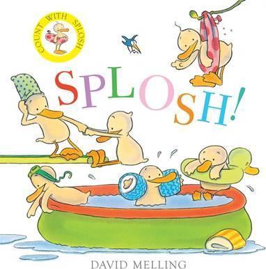 Splosh! - David Melling