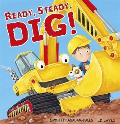 Ready Steady Dig - Smriti Prasadam-Halls