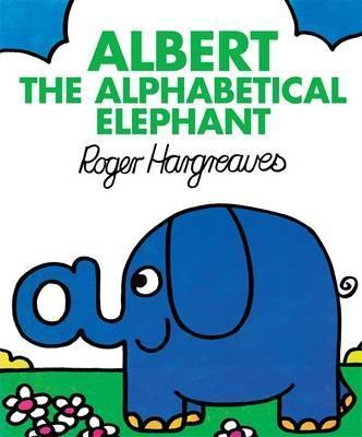Albert the Alphabetical Elephant - Roger Hargreaves