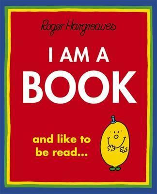 I Am a Book - Roger Hargreaves