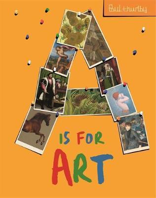 A is for Art - Paul Thurlby