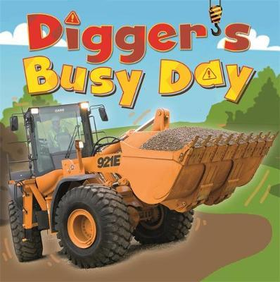 Digger and Friends: Digger's Busy Day - Dan Bramall
