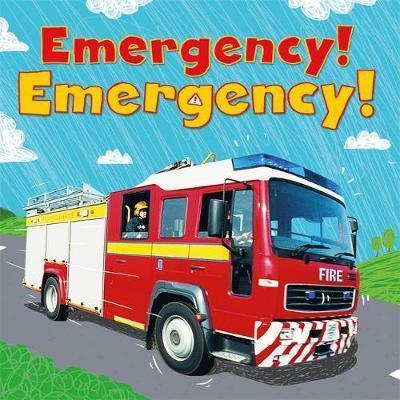 Digger and Friends: Emergency! Emergency! - Dan Bramall