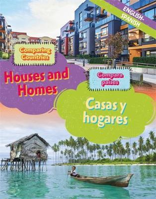 Dual Language Learners: Comparing Countries: Houses and Homes (English/Spanish) - Sabrina Crewe