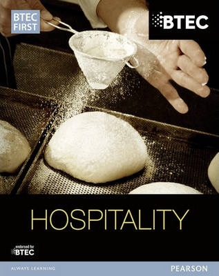 BTEC First in Hospitality Student Book - Sue Holmes