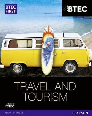 BTEC First in Travel & Tourism Student Book - Rachael Aston