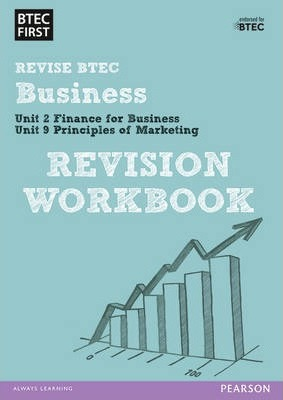 BTEC First in Business Revision Workbook -