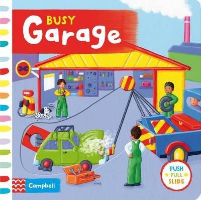 Busy Garage - Rebecca Finn