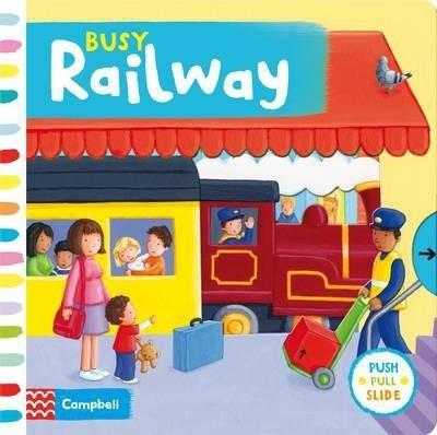 Busy Railway - Rebecca Finn