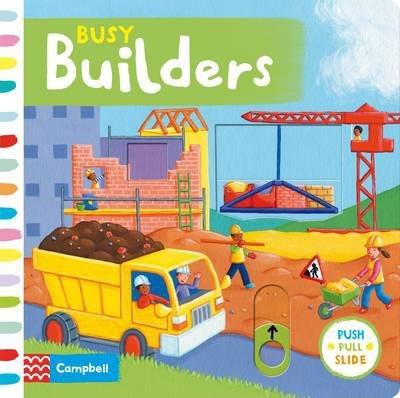 Busy Builders - Rebecca Finn