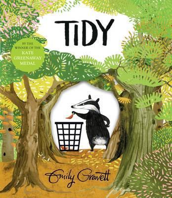 Tidy - Emily Gravett