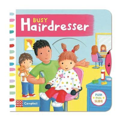 Busy Hairdresser - Rebecca Finn