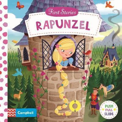 Rapunzel - Dan Taylor