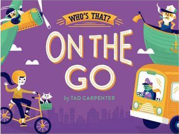 On The Go - Tad Carpenter