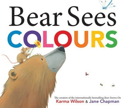 Bear Sees Colours - Karma Wilson