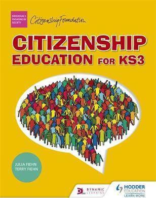 Citizenship Education for Key Stage 3 - Julia Fiehn