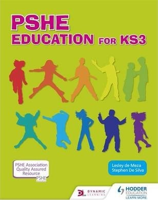 PSHE Education for Key Stage 3 - Lesley De Meza