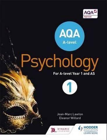 AQA A-level Psychology Book 1 - Jean-Marc Lawton