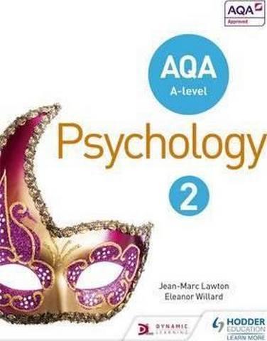 AQA A-level Psychology Book 2 - Jean-Marc Lawton